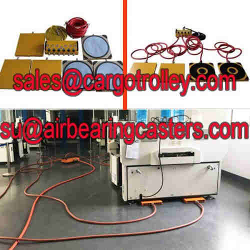 Air bearing movers for sale with discount
