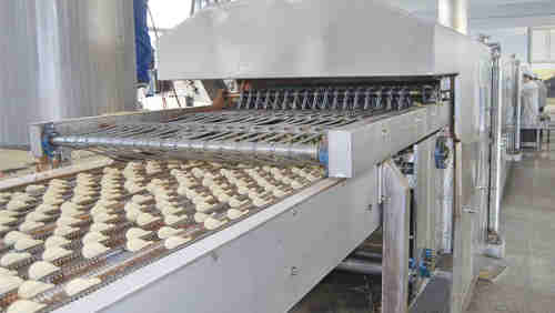 Full-automatic Compound Potato Chips Production Line