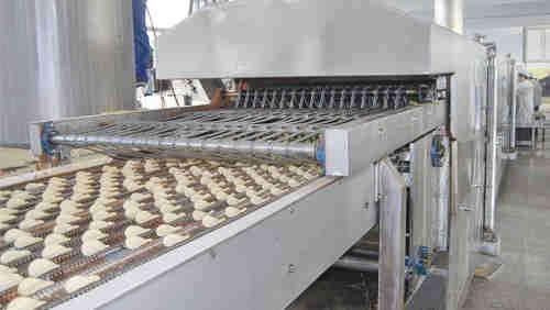 Full-automatic Compound Potato Chips Production Line