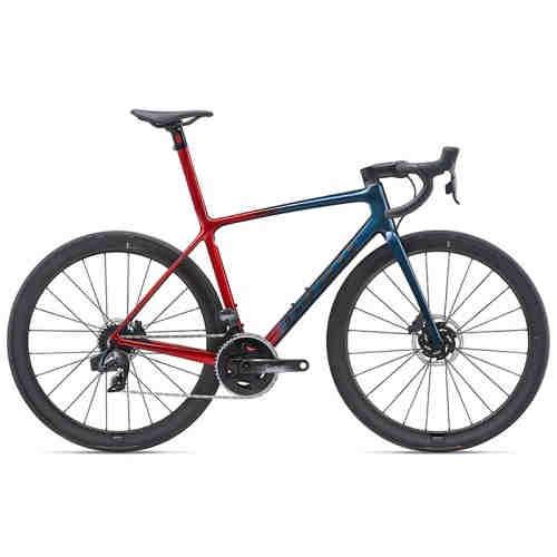 2021 Giant TCR Advanced SL 1 Disc Road Bike (INDORACYCLES)