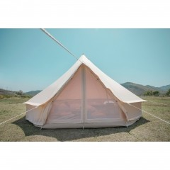5m Canvas Bell Tent   Custom canvas bell tent