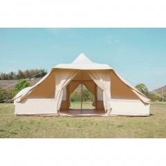 5x4m Canvas Touareg Tent