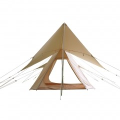 Double Door Indian Tent
