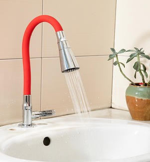 360 Degree Rotatable Kitchen Faucet HC1001