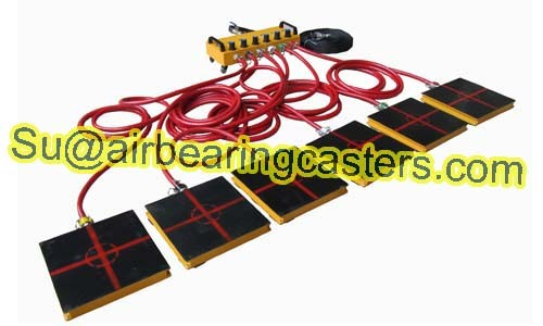 Air Bearing Casters not special training required