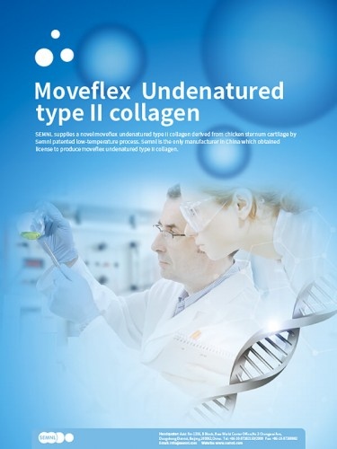 Undenatured Type II Collagen