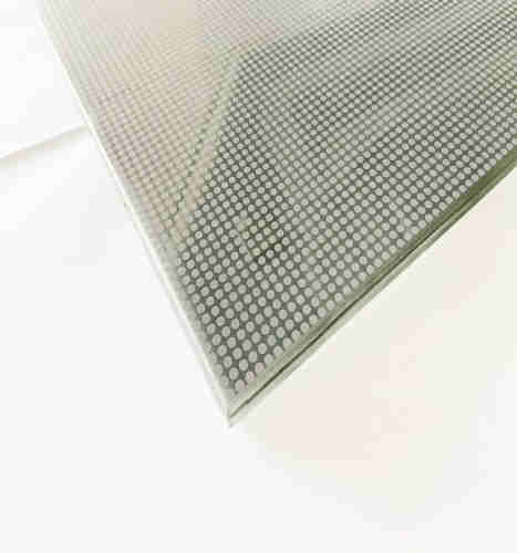 Fritted Laminated Glass