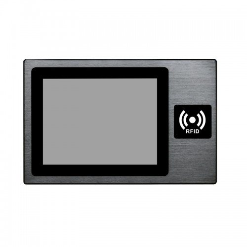 Fanless Dustproof Antishock Embedded Touch Panel Pc With Rfid
