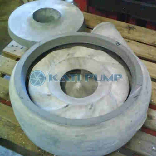 Ceramic pump parts   centrifugal pump parts