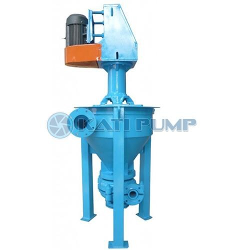 KTF Froth pump   High chromium slurry pump