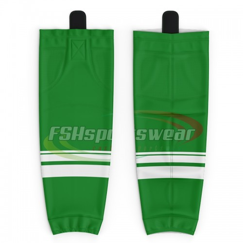 2020 custom sublimated ice hockey socks