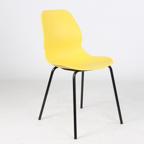 Cheap plastic chair modern restaurant dining chair