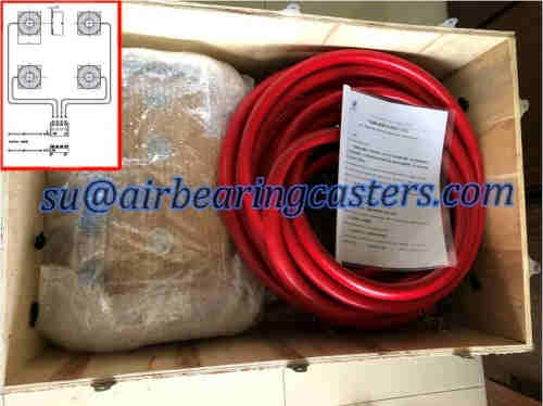 Air Bearings are also known as Air Casters
