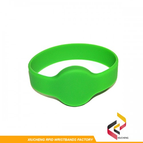 13.56MHz RFID Wristbands with factory price