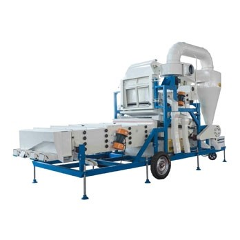 5XZS-10DS Seed Cleaning & Processing Machine With Big Capacity