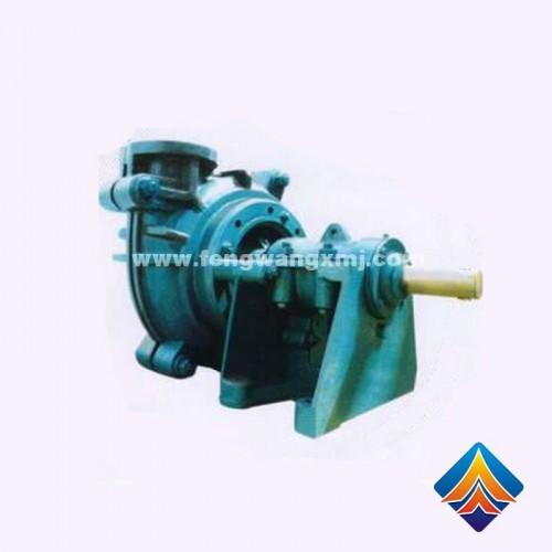 AH series slurry pump   sludge pump manufacturers