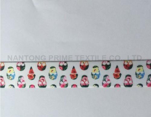 Printed Elastic   wholesale fold over elastic
