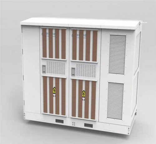 Outdoor telecom Integrated Cabinet    outdoor all-in-one cabinet