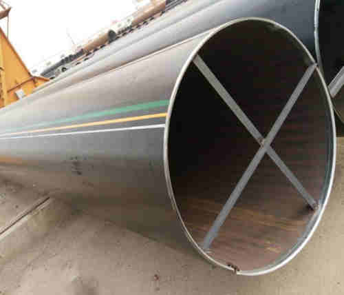 API 5L LSAW Steel Pipe for Gas Use