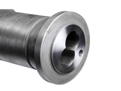 Conical Twin Barrel