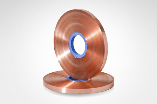 0.1mm copper tape for cable