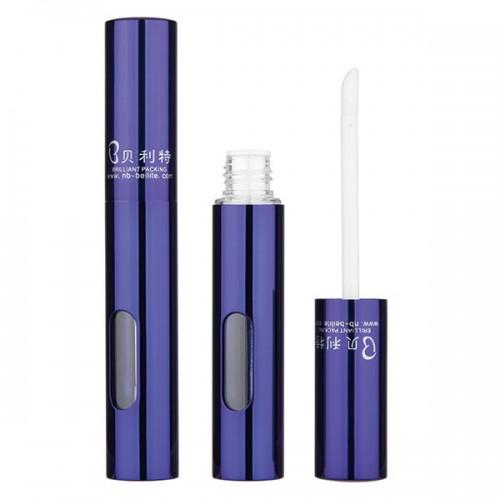 Aluminum Lip Gloss Tubes