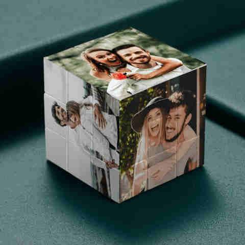 custom rubik's cube