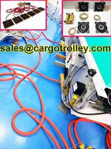 Air Casters systems for sale air load carriers for sale