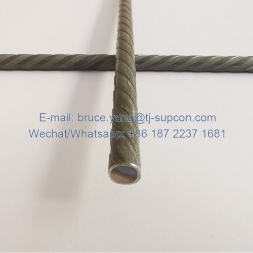 Prestressed Concrete Steel Wire Spiral Ribbed Huayongxin