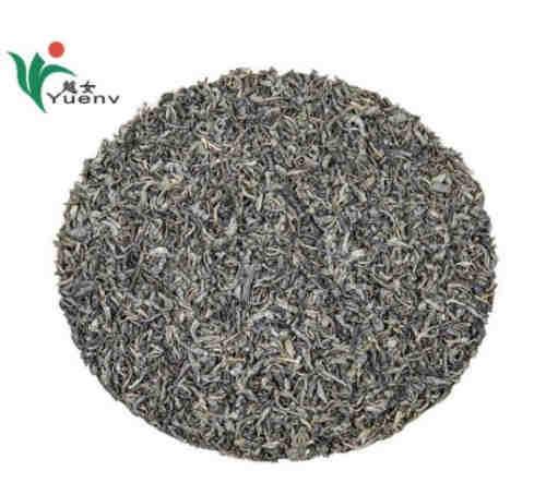 Chinese green tea free sample western Africa tea chunmee 4011