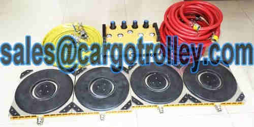 Air Casters rigging systems is the superior moving solution Finer Brand from China