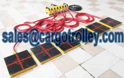 Air Caster Rigging Systems manufactured by Shan Dong Finer Lifting Tools co.,LTD