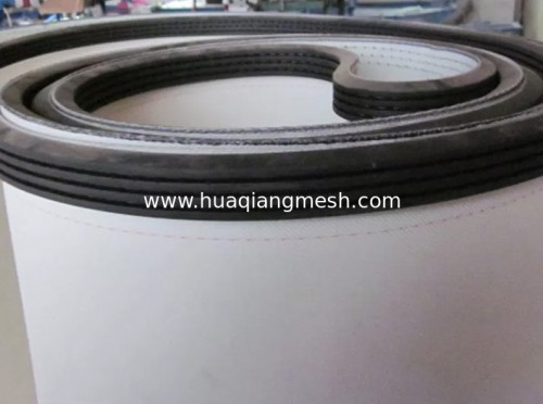 Double and a half Layer Pulp Wash Wire