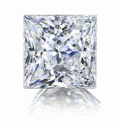 Princess Diamond 0.50ct