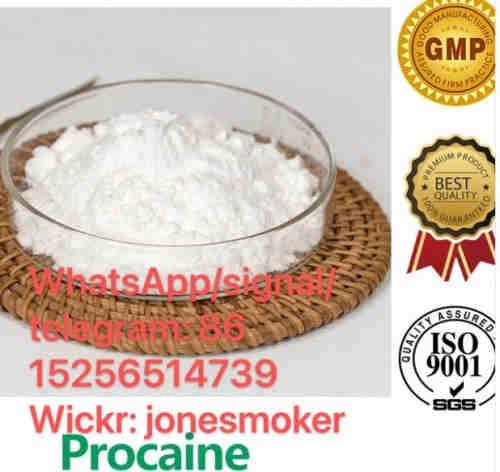 High quality procaine powder cas 59-46-1 with low price