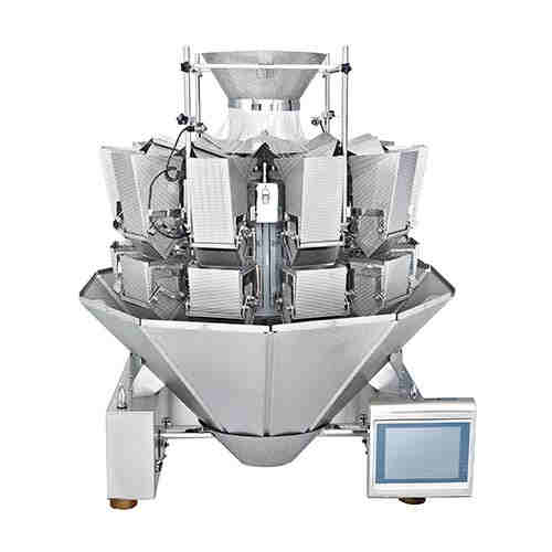 High Accuracy 10 Heads Computer Combined Weigher for Frozen Food