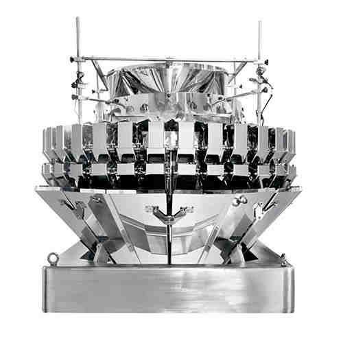 Intelligent 32 Head Mixing Combined Weigher with 1.6L Hopper for Weighing Granule
