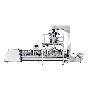 Standard Bags Weighing and Packing Line with Multihead Weigher