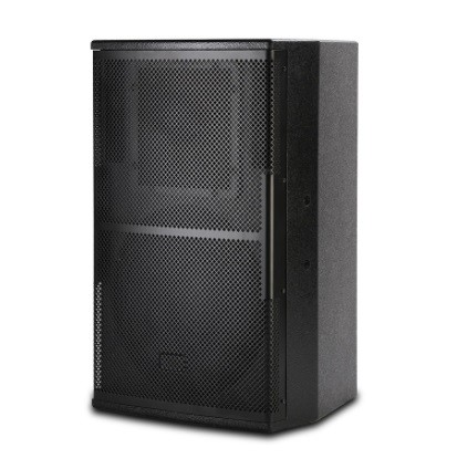300w Big Professional Audio Wood Speaker for Meeting And Stage