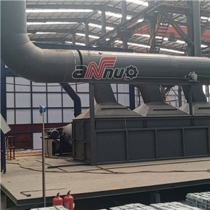Special Hot Dip Galvanizing Plant for Tubes