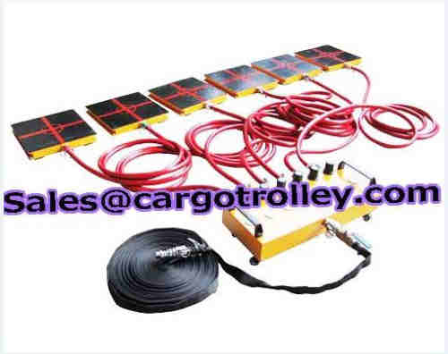 Air Load Rigging Systems Modules save cost