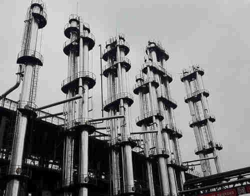 Chemical Distillation Plant