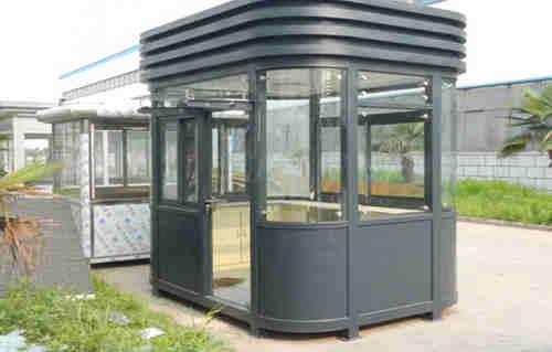 Light Steel Booth/Toilet