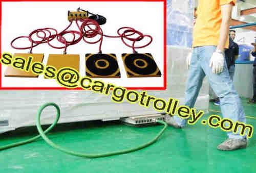 Air bearing air cushion for sale Finer Lifting tools
