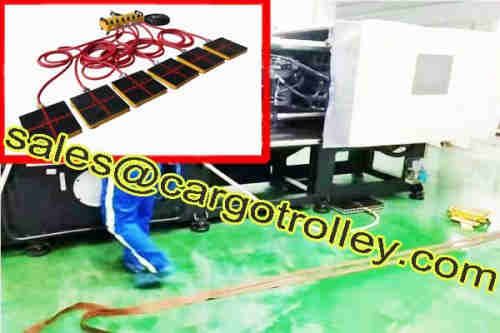 Heavy load carriers air casters Finer Lifting tools