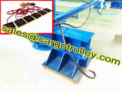 Air Castes is the up to date technology of moving heave duty loads Finer Lifting tools