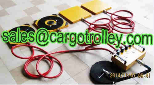 Air Casters for sale 2021 from China Shan Dong Finer Lifting Tools co.,LTD