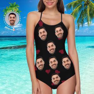 Custom Face Swimsuit