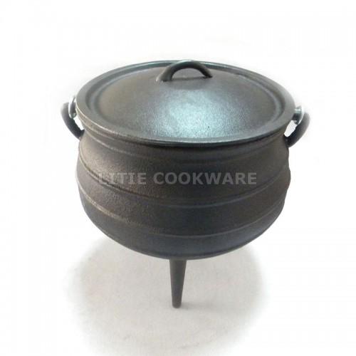 Cast Iron South Africa Three Legged Potjie Pot