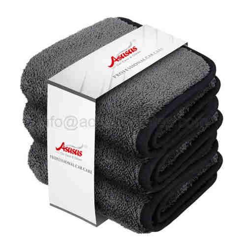 Microfiber Car Wash Towels